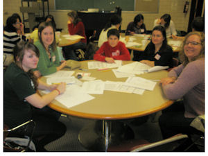 Tutoring Program at Young Adults