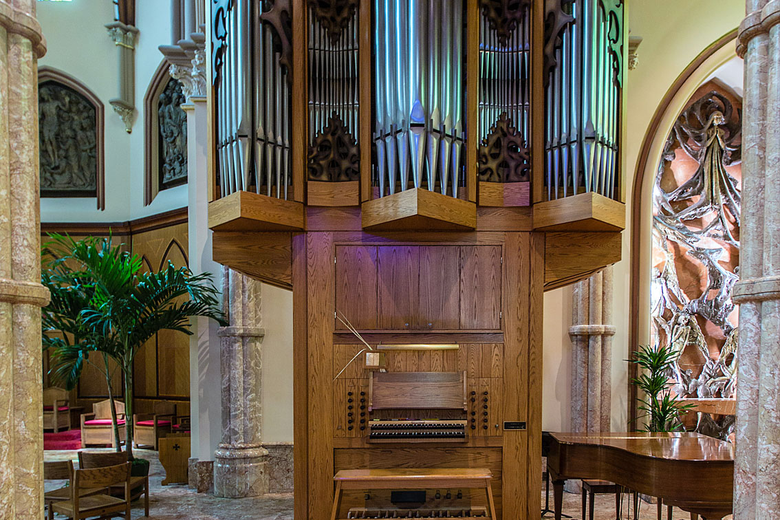 South Organ