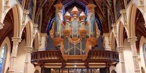 Cathedral Organs | Music Holy Name Cathedral Parish