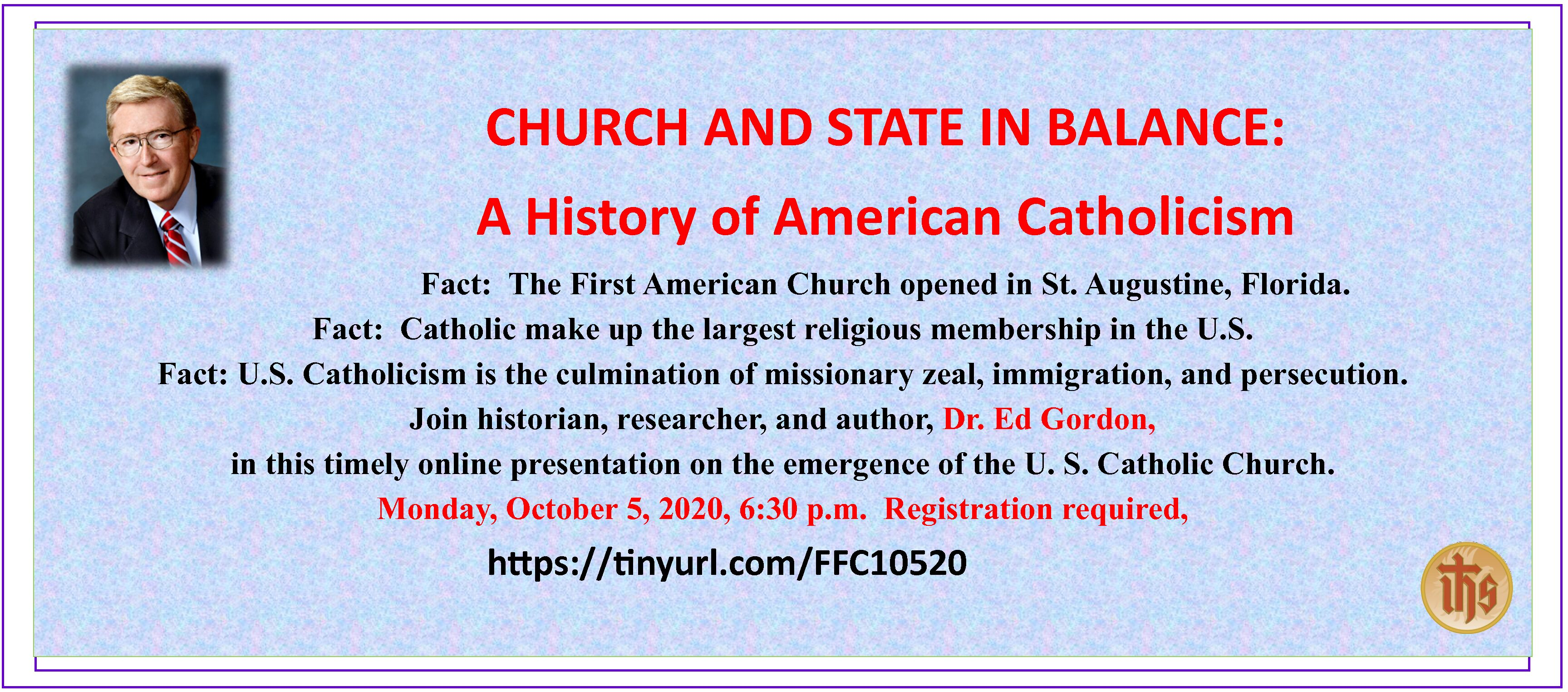 History of the American Catholic Church
