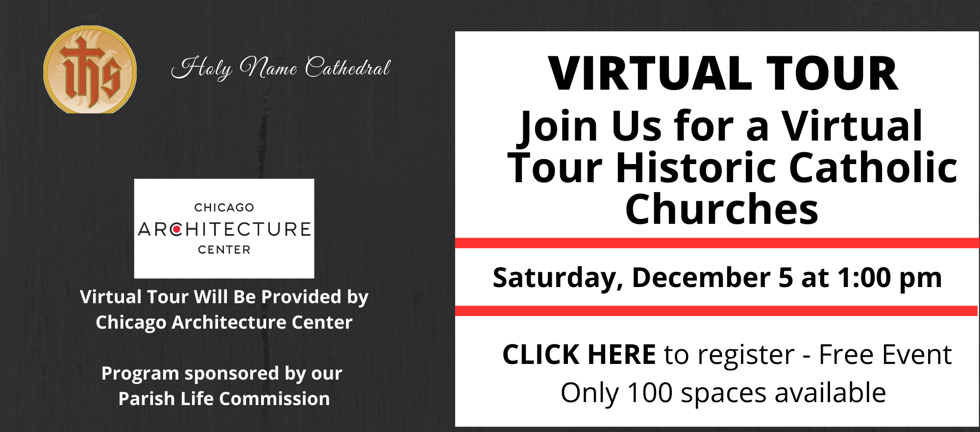 Updated – PLC Virtual Tour of Historic Churches with CAC Dec 2020